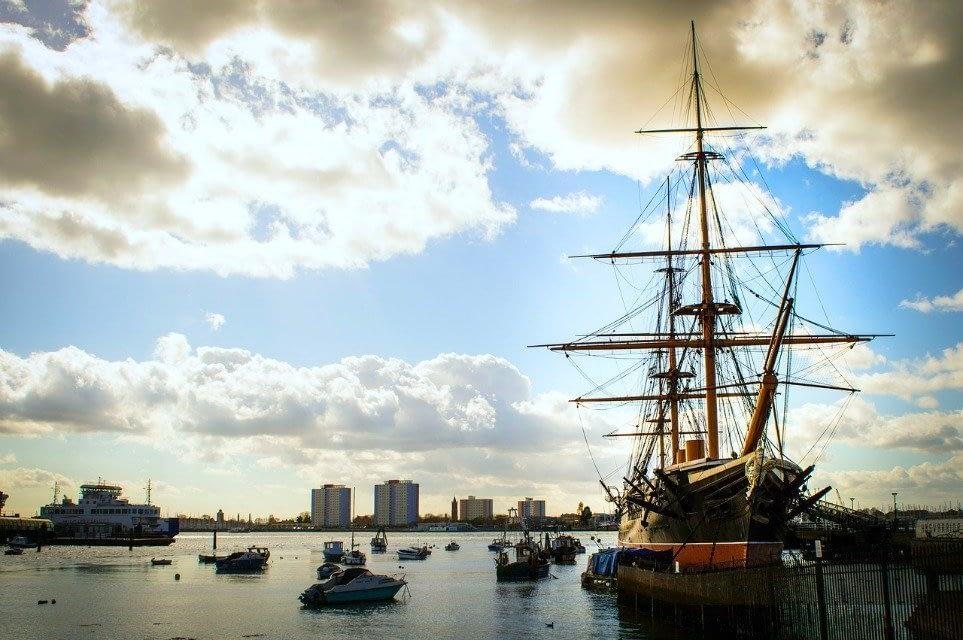 Portsmouth Historic Dockyard