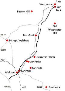 Meon Valley Railway Line