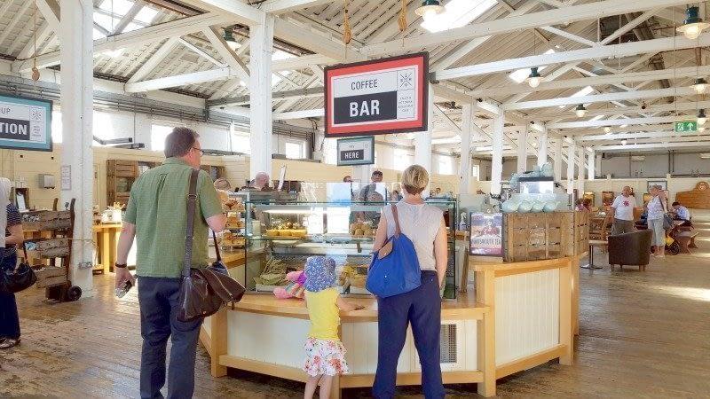 Historic Dockyard Cafe